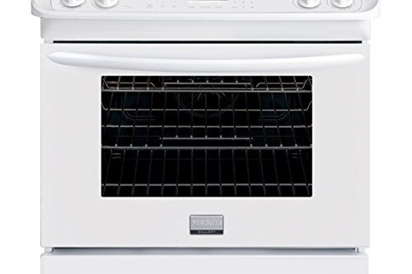 Frigidaire 4.6 Cu. Ft. Electric Slide-In Smoothtop Range - FGES3065PW