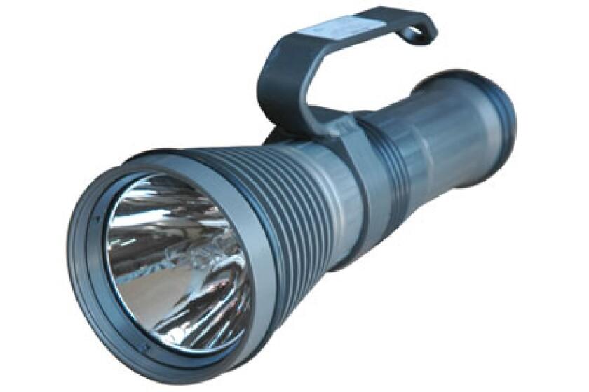 Larson Electronics HIDH-3550 Dual Mode Portable HID Flashlight