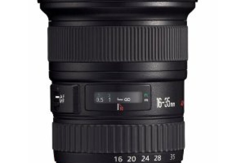 Canon EF 16-35mm USM Ultra Wide Angle Zoom Lens