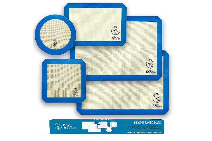 Best Round & Square Silicone Baking Mat