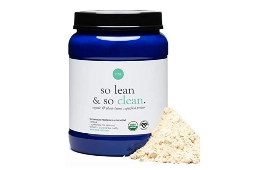 best plant based organic protein powder