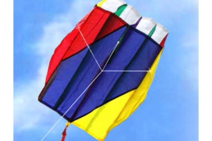 Premier Parafoil 2 Kid's Kite