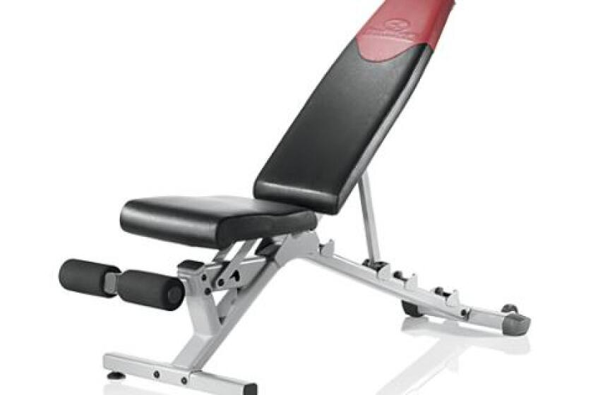 Bowflex Select Tech 4.1 Adjustable Weight Bench