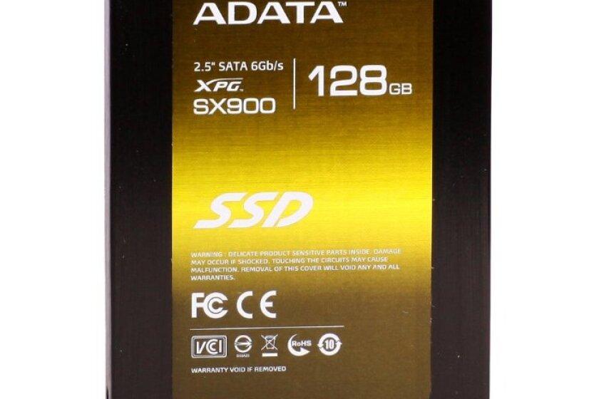 """ADATA XPG SX900 2.5"""" 512GB SSD (ASX900S3-128GM-C)"""