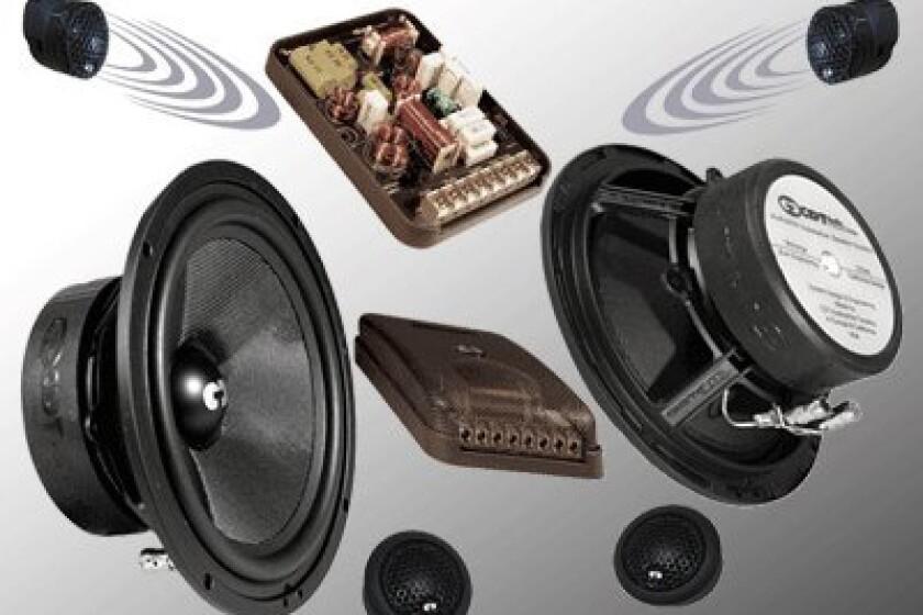 "CDT Audio ES-62iUS - 6.5"" 2-Way Gold Series Euro-Sport Component Speaker System"