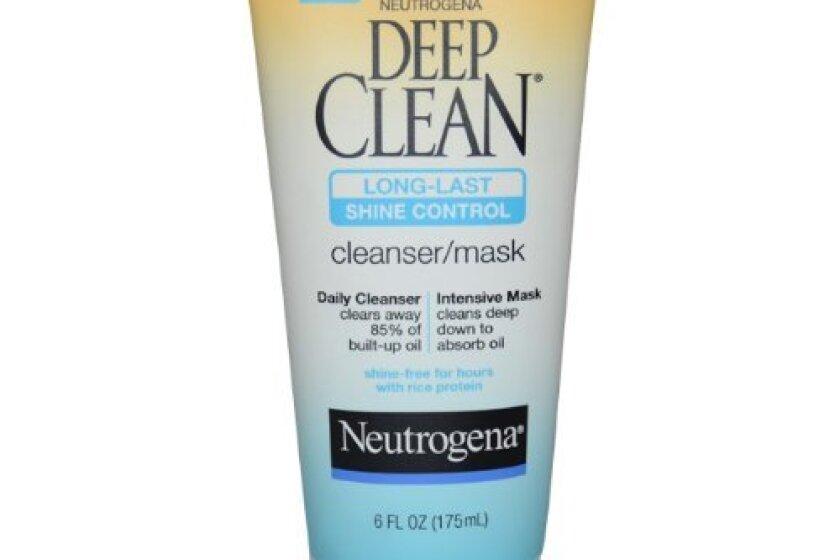 Neutrogena Deep Clean Long-Last Shine Control Mask