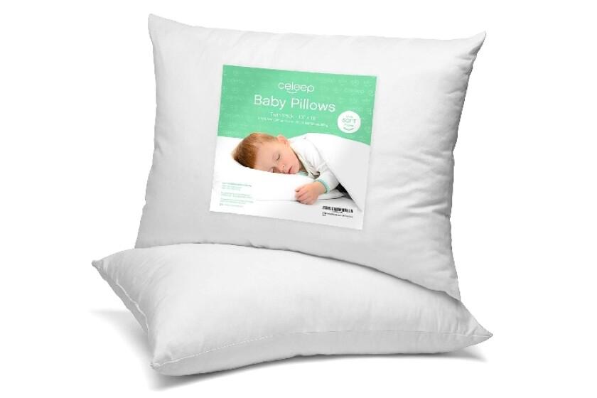 Best Organic Bedding Baby Pillow