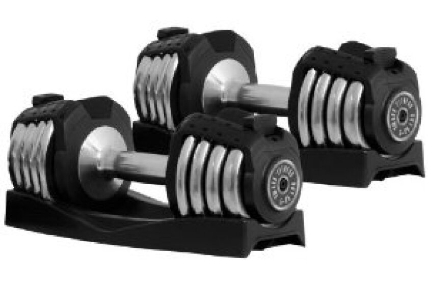Xmark Fitness Adjustable Dumbbells