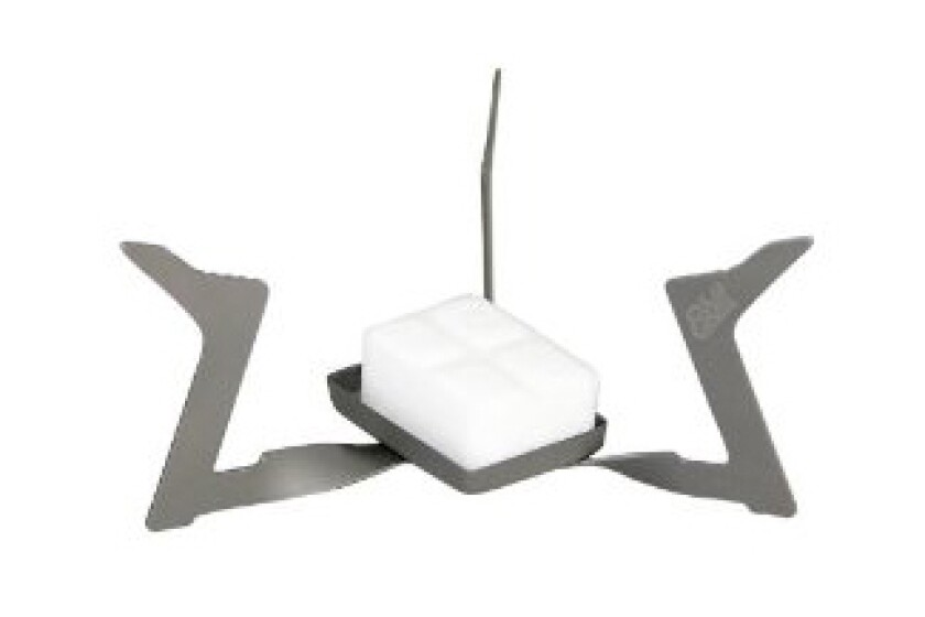 Esbit Ultralight Folding Titanium Stove