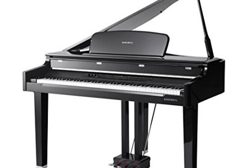 Kurzweil MPG200 88-Key Mini-Grand Piano