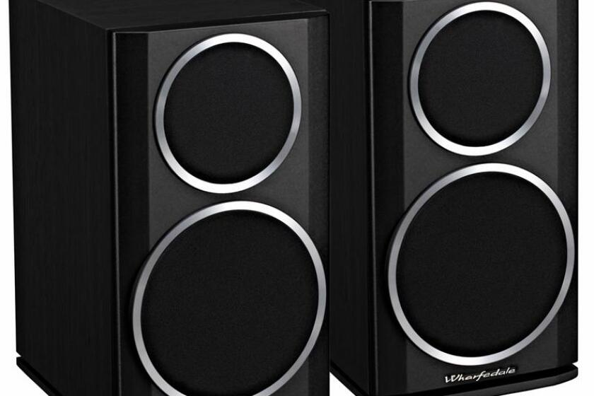 Wharfedale Diamond 121 Bookshelf Speakers