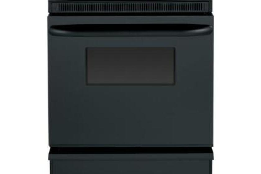 "GE Built-In 24"" Single Gas Wall Oven - JGRS06BEJBB"
