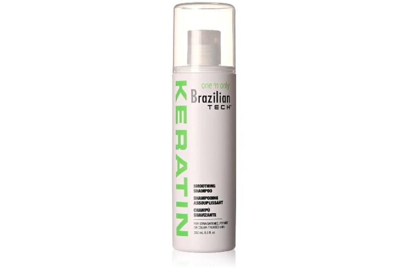 best smoothing shampoo keratin treatment