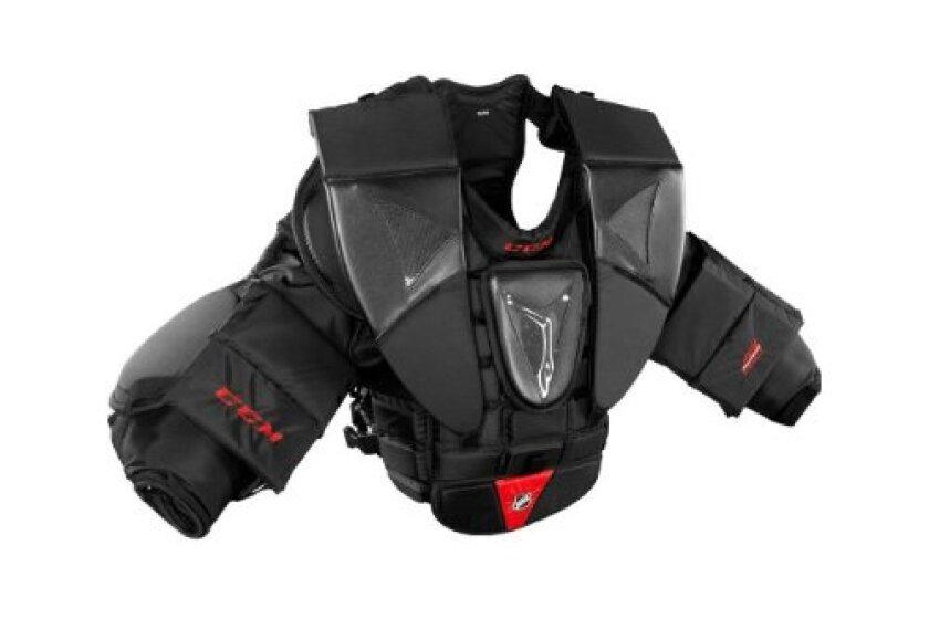CCM Pro Goalie Chest & Arm Protector