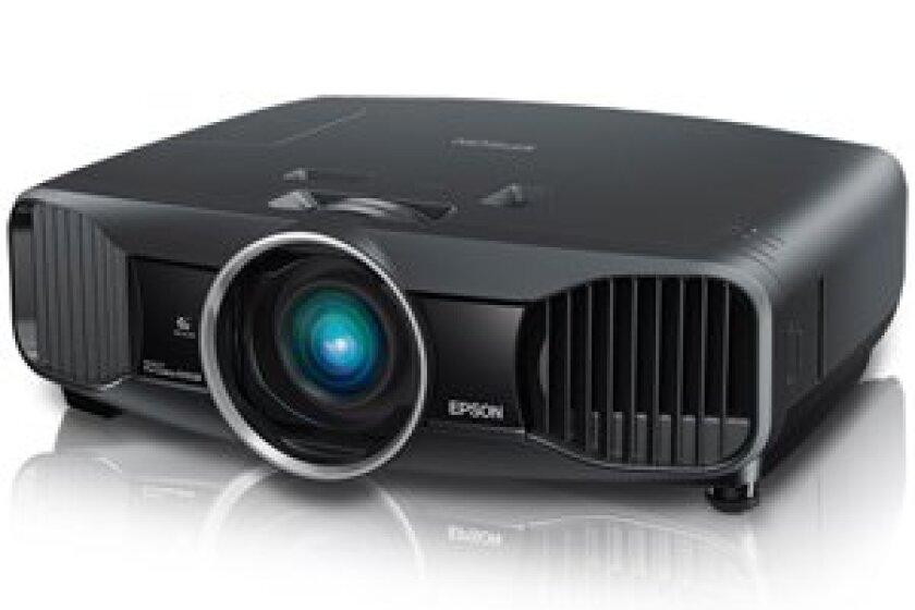Epson PowerLite Pro Cinema 6030UB 2D/3D 1080p 3LCD Projector
