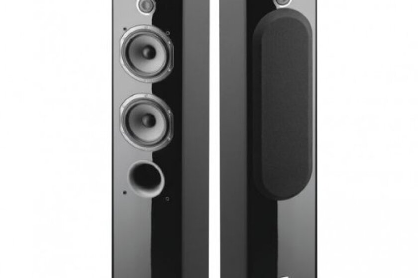 Focal Easya Wireless 2 Way Floorstanding Speakers