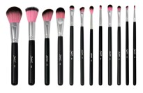 Sedona Lace 12 Piece Synthetic Professional Makeup Brushes