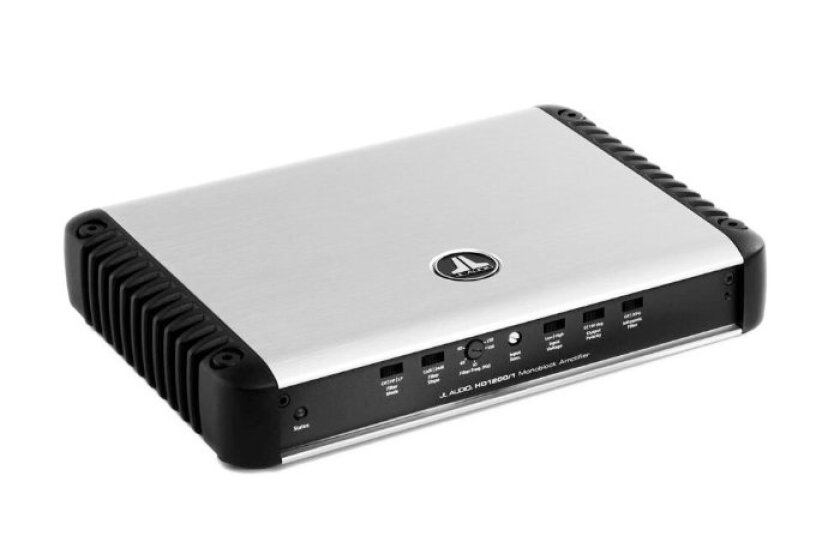 JL Audio HD1200/1 - Monoblock 1200W Subwoofer Speaker Amplifier