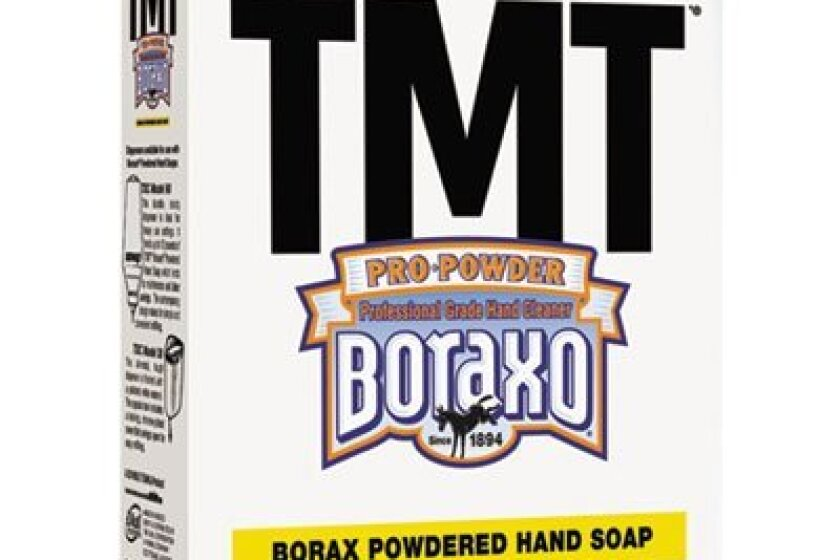 TMT Powdered Hand Soap with Borax