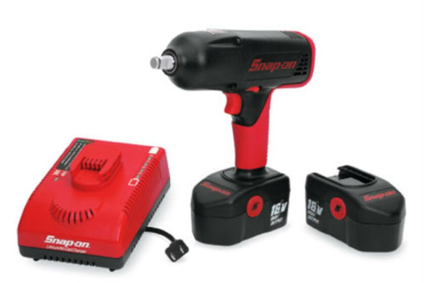 "Snap-On CT6850 Cordless 1/2"" Drive Impact Wrench"