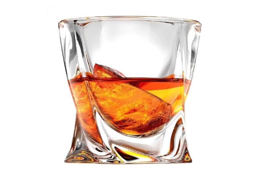 Best Twist Whiskey Glass Set