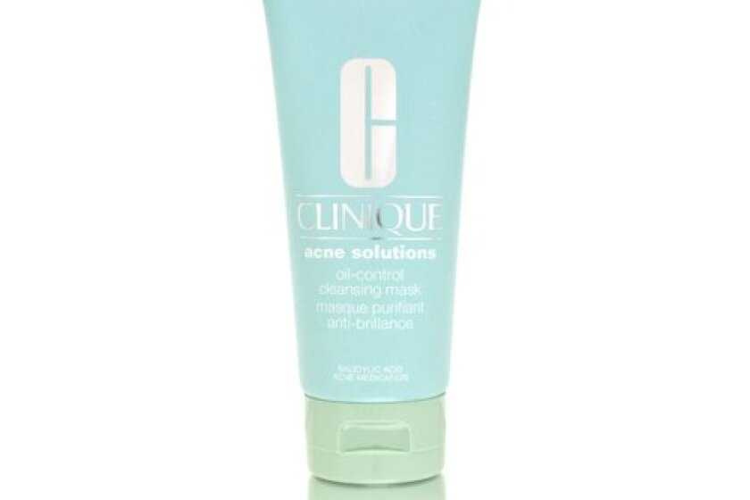 Clinique Acne Solutions Oil Control Cleansing Mask