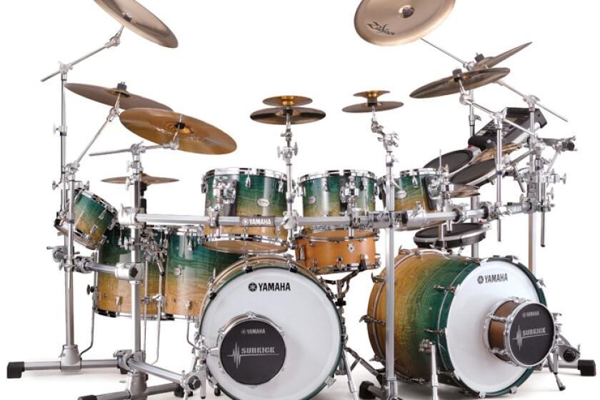 Yamaha PHX High End Drum Set