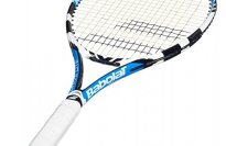 Babolat Drive Lite Blue and White Tennis Racquet
