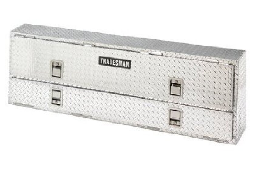Tradesman TALPTM72, Professional Rail Top Mount Tool Box