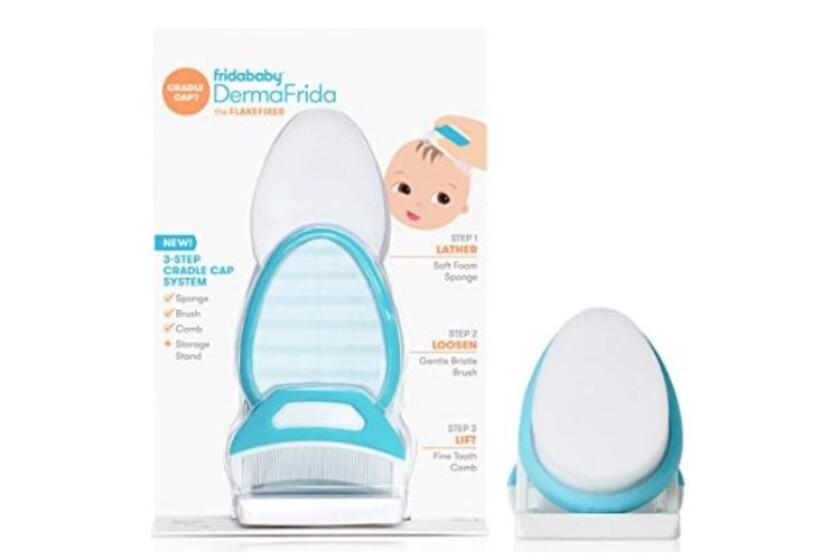 Fridababy Cradle Cap System