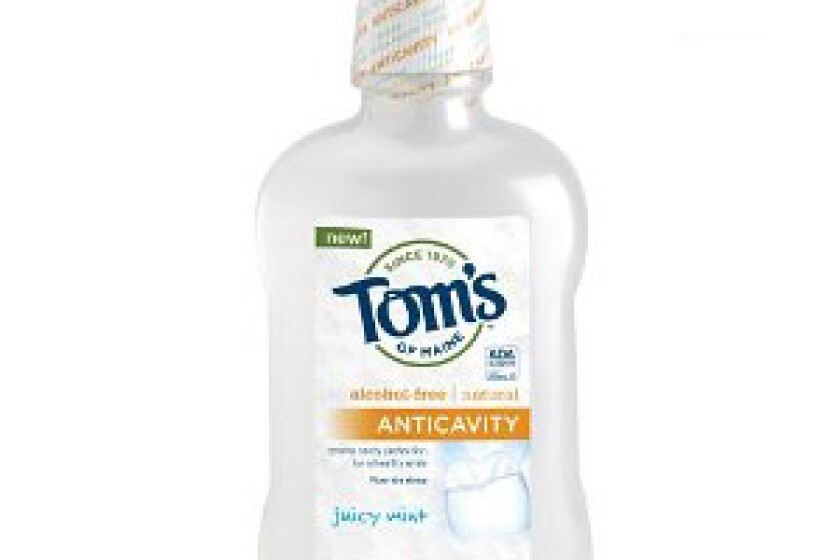 Tom's of Maine Anticavity Fluoride Rinse