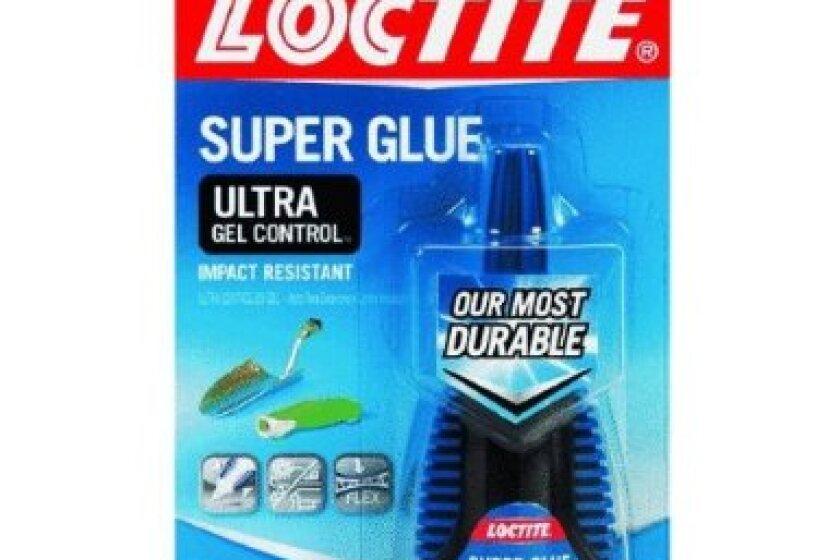 Loctite 1363589 4-Gram Bottle Super Glue Ultra Gel Control Adhesive