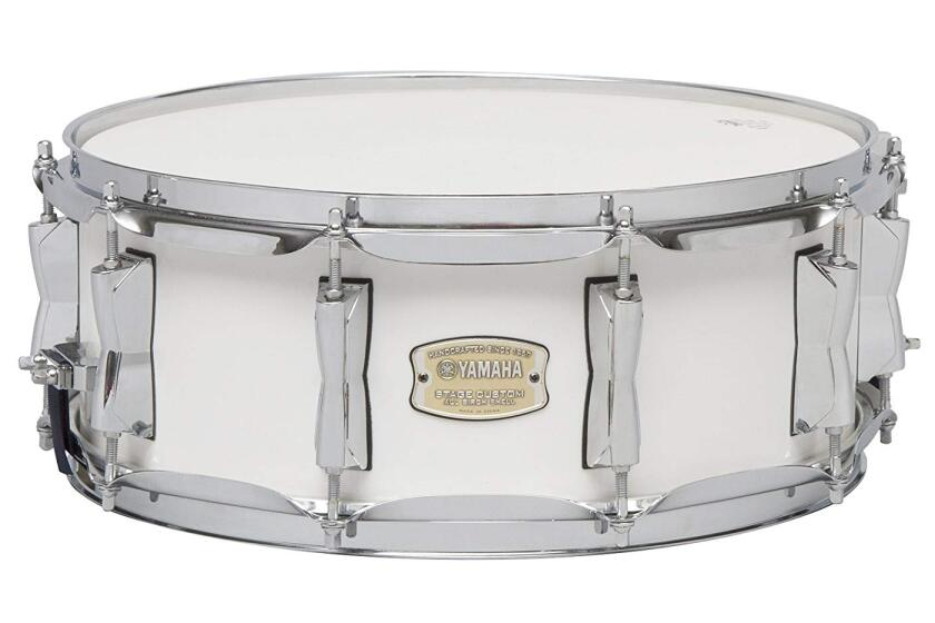 "Yamaha PAC SBS-1455PW 14"" Stage Custom Birch Snare Drum"