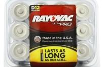 Rayovac UltraPRO Alkaline Batteries