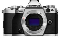 Olympus OM-D E-M5 Mark II (Silver) (Body Only)