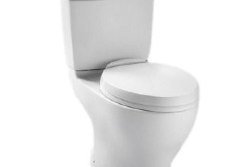 TOTO CST412MF.10 Aquia Dual Flush Toilet