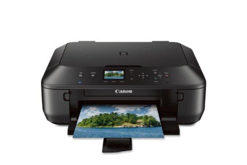 Canon PIXMA MG5520 Wireless All-In-One Color Photo Printer