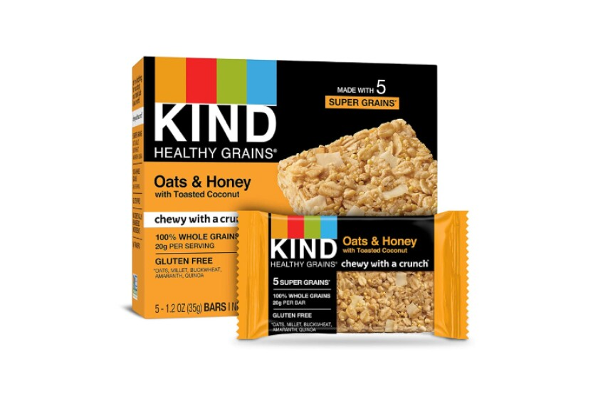 Best KIND Healthy Grains Bars