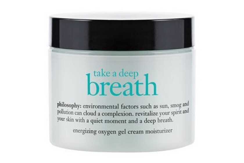 Philosophy Take A Deep Breath Oil-free Energizing Oxygen Gel Cream Moisturizer