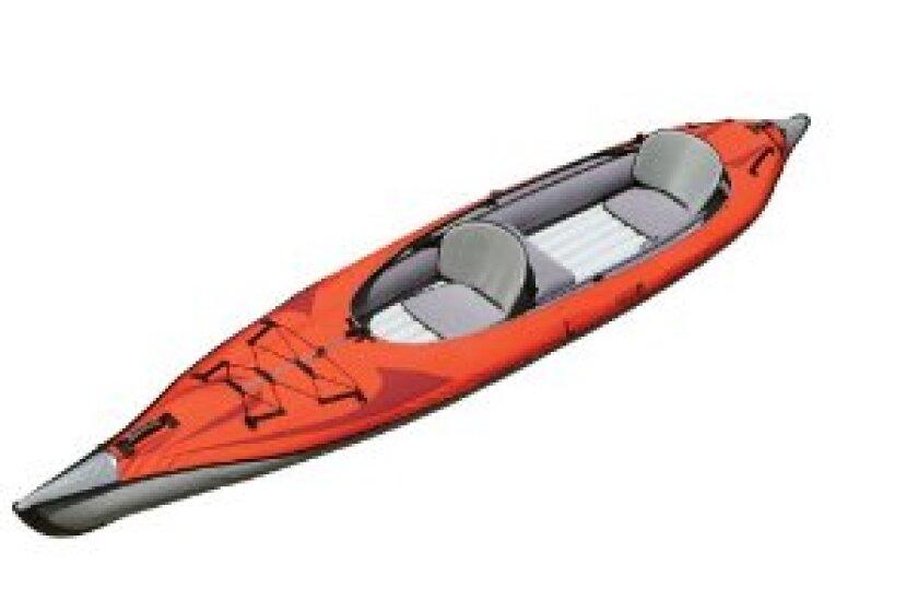 Advance Elements Advanced Frame Convertible Inflatable Kayak