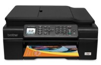 Brother Printer MFCJ450DW Easy-To-Use Inkjet All-In-One Color Printer
