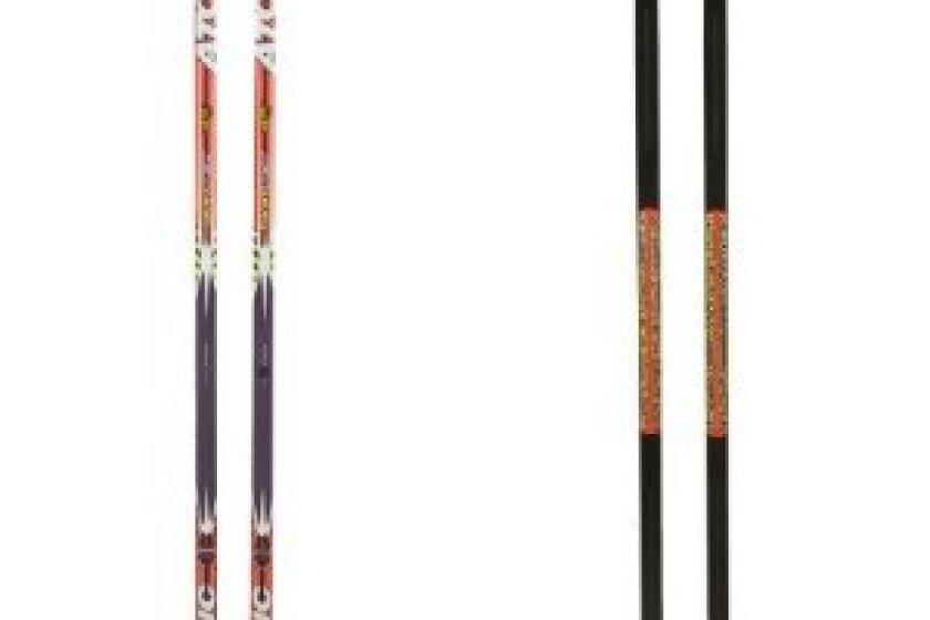 原子Skintec滑雪