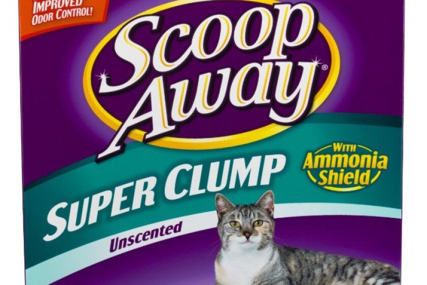 Scoop Away Super Clump Unscented Cat Litter