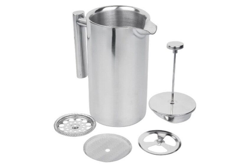 best stainless french press