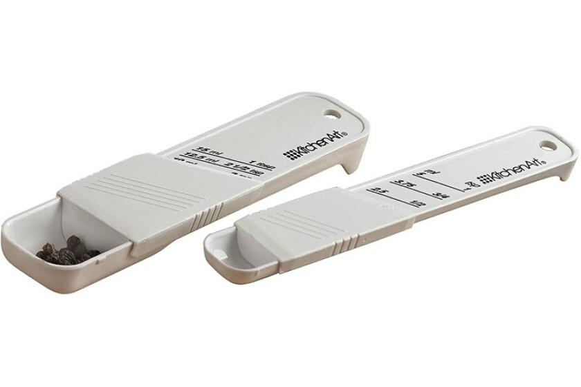 best KitchenArt Adjustable Measuring Teaspoon & Tablespoon