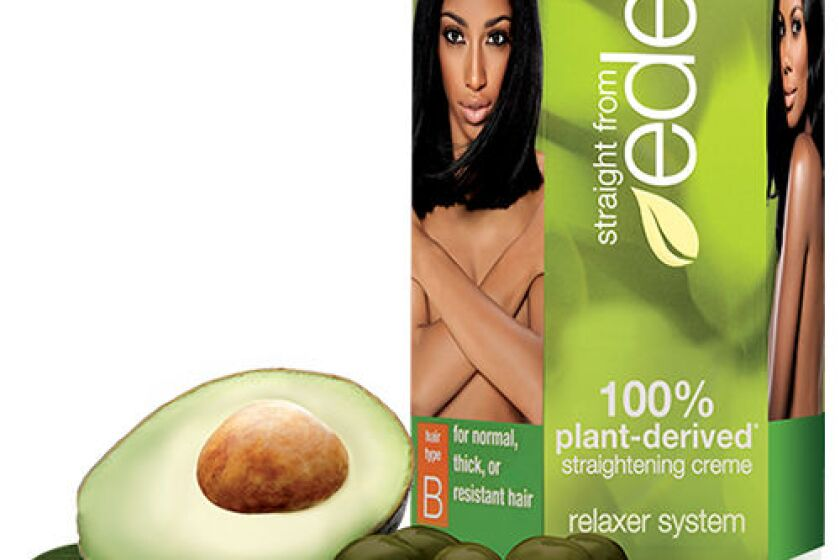 Creme of Nature Straight from Eden Plant Derived Relaxer System Type B