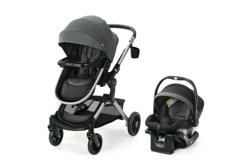 best baby stroller overall