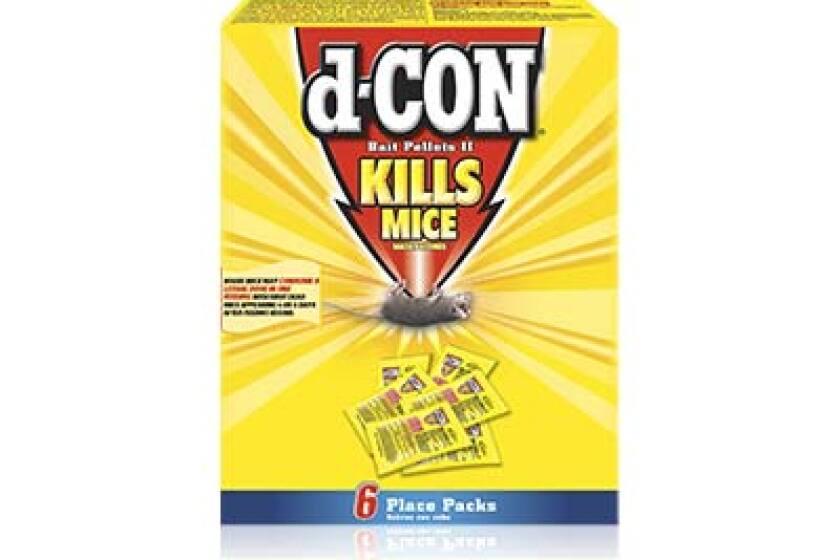 d-Con Bait Pellet Place Packs
