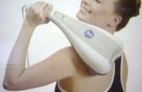 Dual Tapper Electric Handheld Percussion Massager