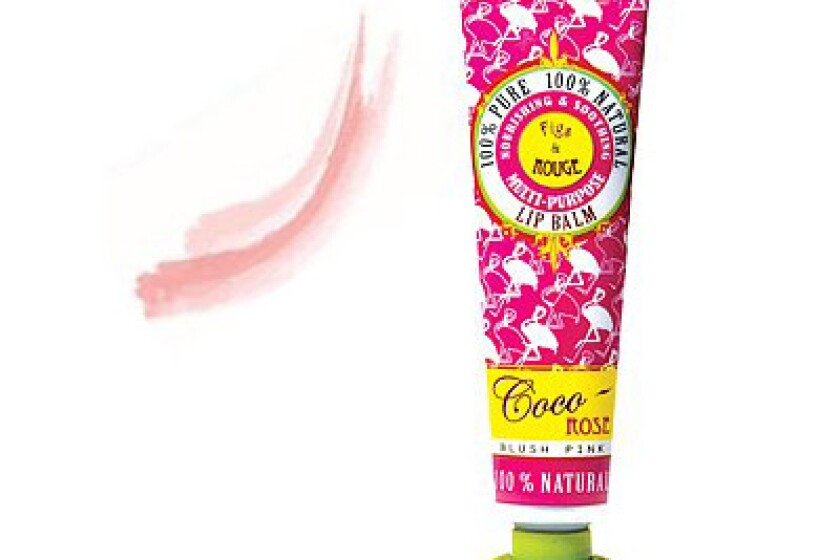 Figs & Rouge Tinted Lip Balm Coco Rose